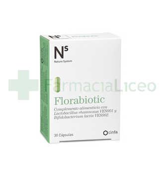 NS FLORABIOTIC 30 CAPSULAS