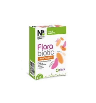 NS FLORABIOTIC PYLOCONTROL 28 CAPSULAS