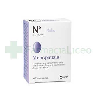 NS MENOPAUSIA 30 COMPRIMIDOS