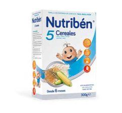 NUTRIBEN 5 CEREALES 300 G