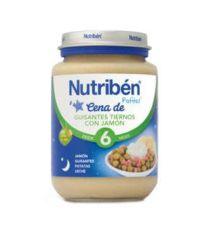 NUTRIBEN CENA CREMA GUISANTES CON JAMON POTITO J