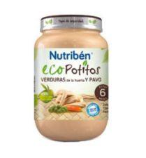 NUTRIBEN ECO SELECCION VERDURAS DE HUERTA C PAVO