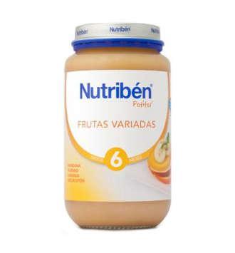 NUTRIBEN FRUTAS VARIADAS POTITO GRANDOTE 250 GR