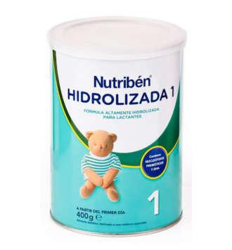 NUTRIBEN HIDROLIZADA 1 400 GR 1 BOTE NEUTRO