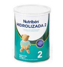 NUTRIBEN HIDROLIZADA 2 400 G 1 BOTE NEUTRO