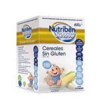 NUTRIBEN INNOVA CEREALES SIN GLUTEN 600 G