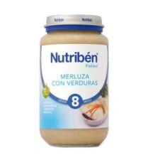 NUTRIBEN MERLUZA CON VERDURA POTITO GRANDOTE 250