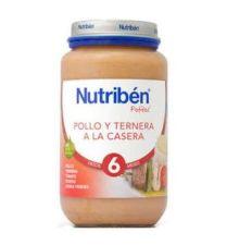 NUTRIBEN POLLO TERNERA A LA CASERA POTITO GRANDO