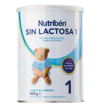 NUTRIBEN SIN LACTOSA 1 400 GR