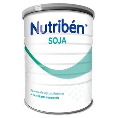 NUTRIBEN SOJA 400 GR LATA