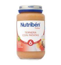 NUTRIBEN TERNERA CON PATATAS POTITO GRANDOTE 250