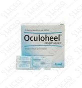 OCULOHEEL 15 MONODOSIS COLIRIO