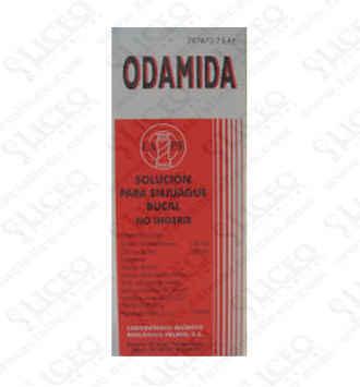 ODAMIDA 1/2.5 MG/ML SOLUCION BUCAL TOPICA 135 ML