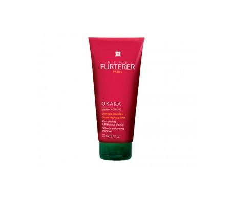 OKARA MASCARILLA SUBLIMADORA DEL BRILLO RENE FURTERER 200 ML