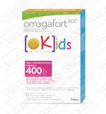OM3GAFORT OKIDS OMEGAFORT 30 GOMINOLAS