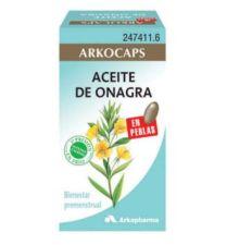 ONAGRA ACEITE ARKOCAPS 100 CAPS
