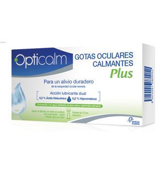 OPTICALM PLUS BY INNOXA GOTAS OCULARES CALMANTES