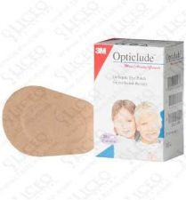 OPTICLUDE PARCHES OCULARES 1537 T-PEQ 6,0 CM X 5