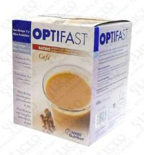 OPTIFAST BATIDO 54 G 9 SOBRES CAFE