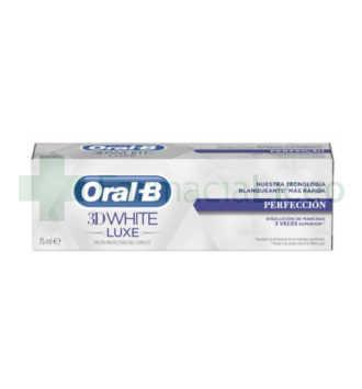 ORAL B 3DWHITE LUXE PROTECCION DEL ESMALTE DENT