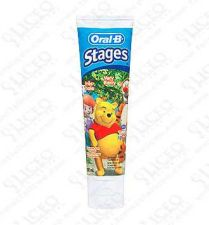 ORAL-B STAGES 2 PASTA DENTAL INFANTIL WINNIE THE