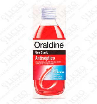COLUTORIO ORALDINE ANTISEPTICO 200 ML