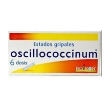 OSCILLOCOCCINUM 6DO BOIRON