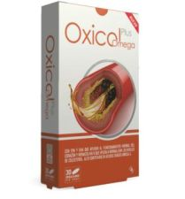 OXICOL PLUS OMEGA 30 CAPSULAS (NUEVO)