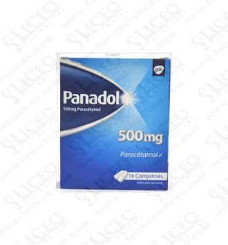 PANADOL 500 MG 12 COMPRIMIDOS