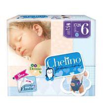 PAÑAL INFANTIL CHELINO FASHION & LOVE T- 6 (17 -