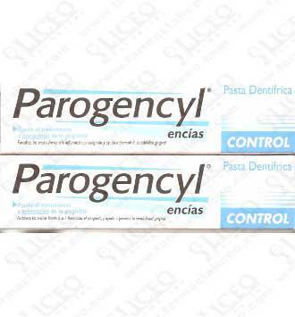 PAROGENCYL CONTROL PASTA DENTAL DUPLO 125 ML 2 UNIDADES