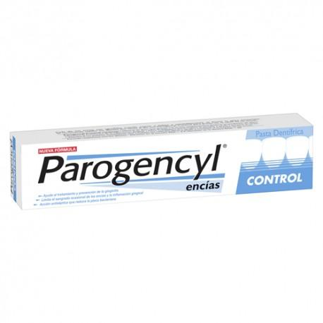 PAROGENCYL CONTROL PASTA DENTAL 125 ML