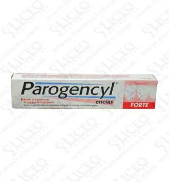 PAROGENCYL FORTE PASTA DENTAL 75 ML