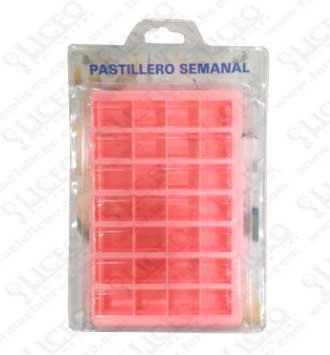 PASTILLERO SEMANAL ENFA
