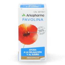 PAVOLINA ARKOCAPSULAS 48 CAPS