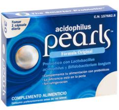 PEARLS ACIDOPHILUS 10 CAPS