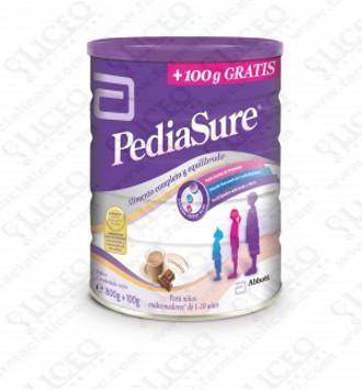 PEDIASURE POLVO 850 GR CHOCOLATE
