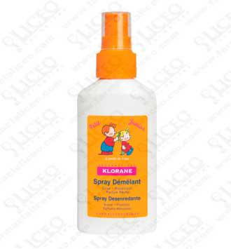 PETIT JUNIOR SPRAY DESENREDANTE KLORANE 125 ML