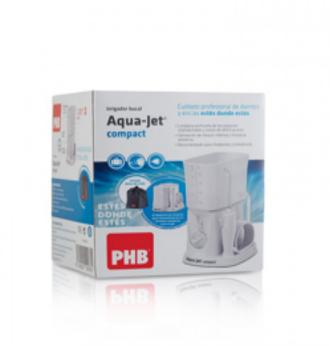 PHB AQUA-JET IRRIGADOR BUCAL COMPACT