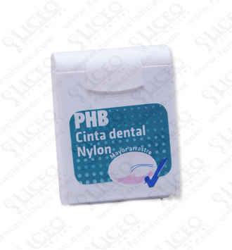 PHB FLUOR MENTA SEDA DENTAL NYLON 50 M