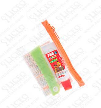 PHB KIT JUNIOR CEPILLO INFANTIL + PASTA 15 ML