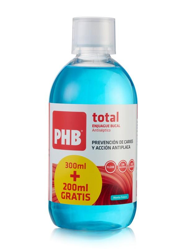 PHB ENJUAGUE BUCAL 500 ML