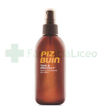 PIZ BUIN ACEITE SPRAY BRONCEADOR SPF 30 150 ML