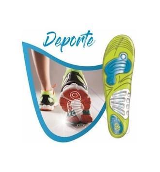PLANTILLAS DIARIO COMFORGEL HOMBRE 2 U