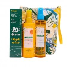 POLYSIANES PACK SPRAY SPF50 + ACEITE REPARADOR AFTERSUN