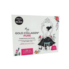 PURE GOLD COLLAGEN BUNDLE BOX (TRAT 30 DIAS)