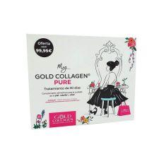PURE GOLD COLLAGEN BUNDLE BOX (TRAT 30 DIAS)