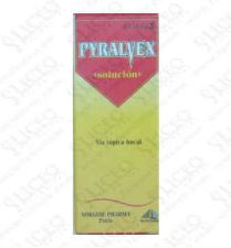 PYRALVEX SOLUCION TOPICA 10 ML