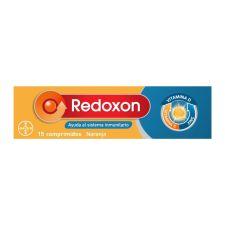 REDOXON DOBLE ACCION COMP EFERVESCENTES VIT C +