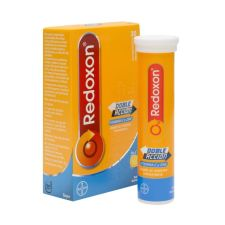 REDOXON DOBLE ACCION COMP EFERVESCENTES VIT C +